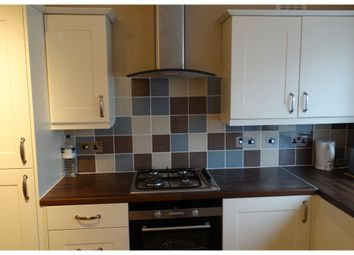 Thumbnail 2 bed flat to rent in Griffin Road, London