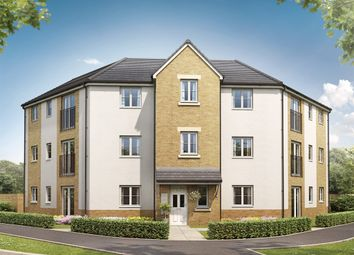 "Thumbnail 2 bed duplex for sale in ""The Piel"" at Arcaro Road, Andover"