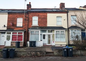 Thumbnail 2 bed terraced house for sale in Summerville Terrace, Harborne Park Road, Harborne, Birmingham