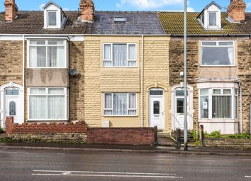 Thumbnail 4 bed terraced house for sale in Doncaster Road, Mexborough
