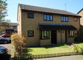Thumbnail 1 bed end terrace house for sale in Marefield, Lower Earley, Reading