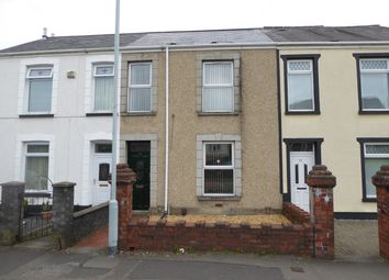 Thumbnail 3 bed terraced house for sale in Vicarage Road, Morriston, Swansea