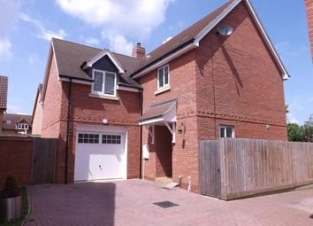 Thumbnail 4 bed detached house for sale in Yew Tree Close, Potton, Sandy, Bedfordshire