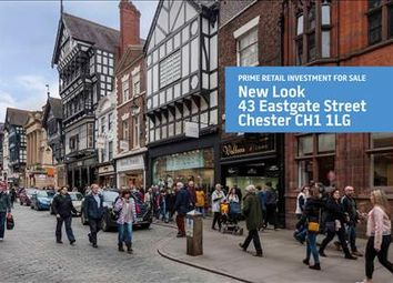 Thumbnail Retail premises for sale in 43 Eastgate Street, Chester