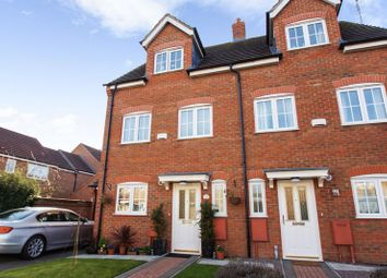 Thumbnail 4 bed semi-detached house for sale in Piccard Drive, Spalding