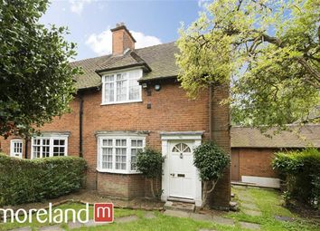 Thumbnail 3 bedroom semi-detached house for sale in Falloden Way, Hampstead Garden Suburb