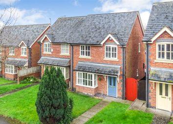 Thumbnail 3 bed semi-detached house for sale in Dyffryn Foel, Llansantffraid, Powys