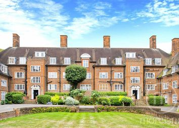 Thumbnail 3 bed flat for sale in Heathcroft, Hampstead Garden Suburb