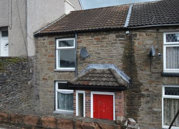 Thumbnail 2 bed cottage for sale in Wood Road, Pontypridd, Rhondda Cynon Taff