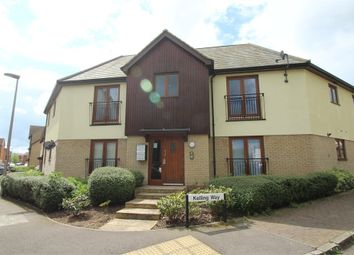 Thumbnail 2 bed flat to rent in Kelling Way, Broughton, Milton Keynes, Buckinghamshire