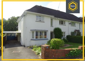 Thumbnail 4 bed semi-detached house for sale in Swiss Valley, Llanelli