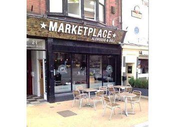 Thumbnail Restaurant/cafe for sale in Doncaster DN1, UK