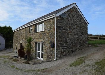 Thumbnail 1 bed flat to rent in New Portreath Road, Redruth