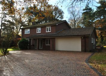 Thumbnail 4 bed detached house to rent in Heathwood Road, Higher Heath, Whitchurch, Shropshire