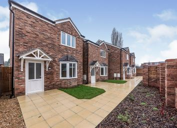 Thumbnail 3 bedroom detached house for sale in Enstone Close, Heath Hayes, Cannock