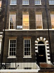 Thumbnail Serviced office to let in Bedford Square, London