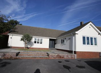 Thumbnail 4 bedroom detached bungalow for sale in Clevedon Road, Tickenham, Clevedon
