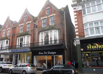 Thumbnail 1 bed flat to rent in South Street, Eastbourne