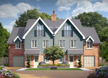Thumbnail 4 bed semi-detached house for sale in Larks Hill Green, Off Sopwith Road, Warfield, Berkshire