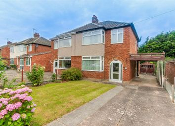 Thumbnail 3 bed semi-detached house for sale in Moorhill Road, Whitnash, Leamington Spa