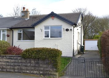 Thumbnail 3 bed semi-detached bungalow for sale in Foxhill Grove, Queensbury, Bradford