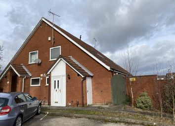 Thumbnail 1 bed semi-detached house for sale in Arun Dale, Mansfield Woodhouse, Mansfield, Nottinghamshire