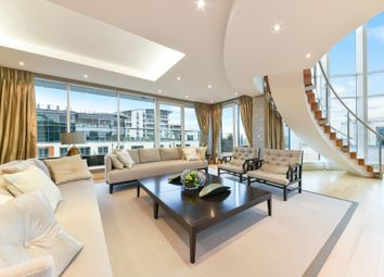 Thumbnail 4 bed flat for sale in Consort House, Imperial Wharf, Chelsea