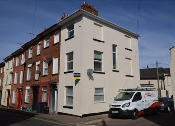 Thumbnail 3 bedroom end terrace house for sale in Albion Street, Exmouth, Devon
