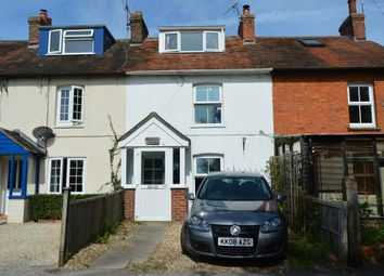 Thumbnail 2 bed terraced house for sale in Railway Terrace, Gillingham