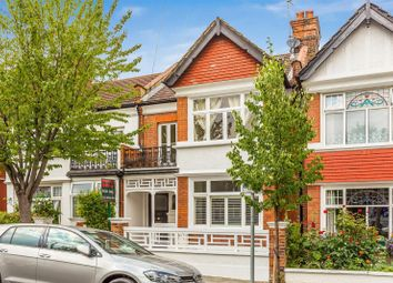 Thumbnail 4 bed terraced house to rent in The Crescent, Wimbledon, London