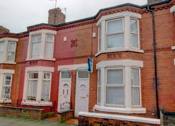 Thumbnail 3 bed terraced house for sale in Clifton Road East, Tuebrook, Liverpool