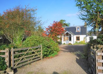 Thumbnail 5 bed link-detached house for sale in Clathy, Crieff