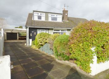 Thumbnail 3 bed bungalow for sale in Kenyon Avenue, Penketh, Warrington