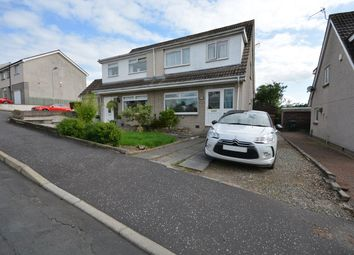 Thumbnail 3 bed semi-detached house for sale in Belvedere View, Galston