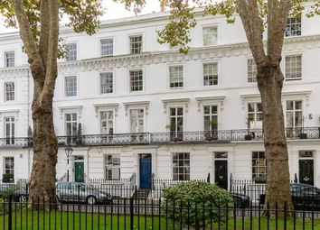 Thumbnail 5 bed terraced house for sale in Wellington Square, Chelsea