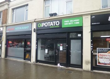 Thumbnail Restaurant/cafe to let in The Green, Southall, Middx