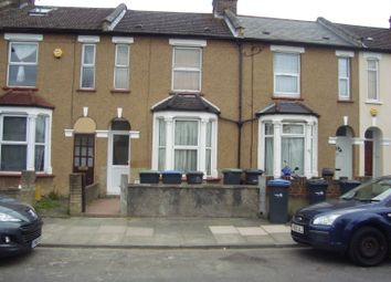 Thumbnail 3 bed terraced house to rent in Morley Avenue, Edmonton, London