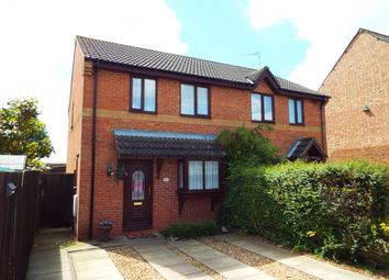 Thumbnail 3 bed semi-detached house for sale in Doddington Road, Earls Barton, Northamptonshire