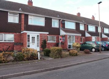 Thumbnail 3 bed town house to rent in Kilverstone Avenue, Leicester