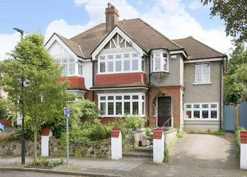 Thumbnail 5 bed semi-detached house for sale in Oaks Avenue, Upper Norwood