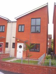 Thumbnail 3 bed terraced house to rent in Newcastle Street, Manchester