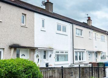 Thumbnail 2 bed terraced house for sale in Bradan Avenue, Glasgow