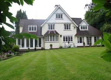 Thumbnail 7 bed property to rent in London Road, Sunningdale, Ascot