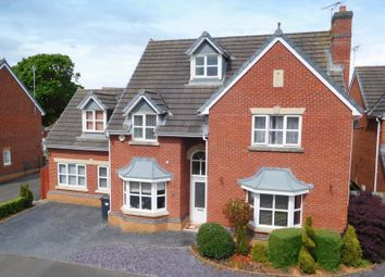 Thumbnail 5 bed detached house for sale in Talbot Way, Stapeley, Nantwich