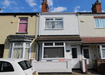 Thumbnail 3 bed terraced house for sale in Cosgrove Street, Cleethorpes