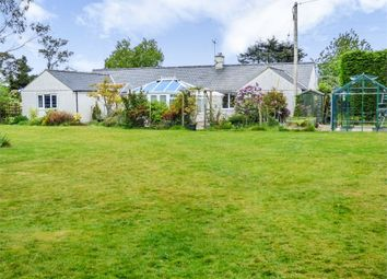 Thumbnail 6 bed detached bungalow for sale in Rhydyclafdy, Pwllheli, Gwynedd