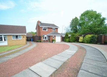 Thumbnail 3 bed detached house for sale in Blaykeston Close, Seaham