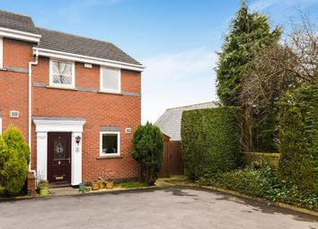 Thumbnail 2 bed end terrace house for sale in Peacock Court, Yeadon, Leeds
