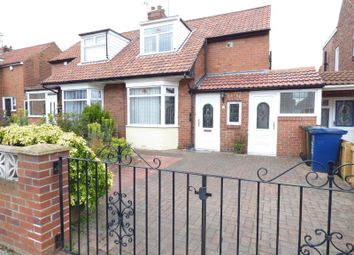 Thumbnail 2 bed bungalow for sale in Nidsdale Avenue, Walkerdene, Newcastle Upon Tyne