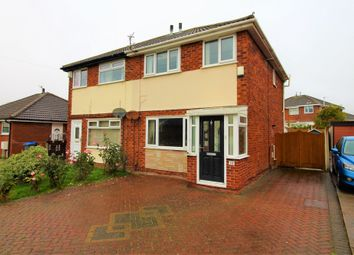 Thumbnail 3 bed semi-detached house to rent in Halton Gardens, Blackpool